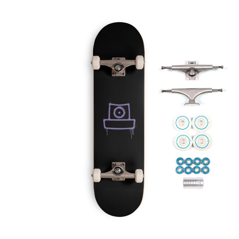 spray can Accessories Complete - Basic Skateboard by manuvila