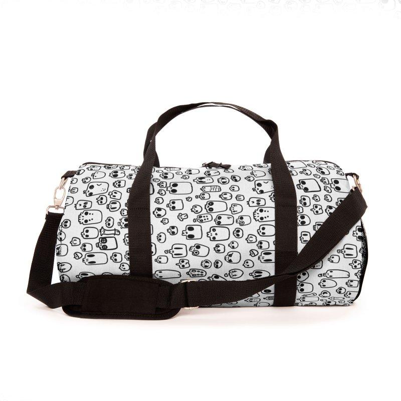 mini skulls Accessories Bag by manuvila