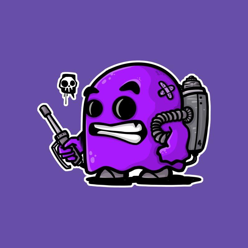 Ghost hunter purple Men's T-Shirt by manuvila