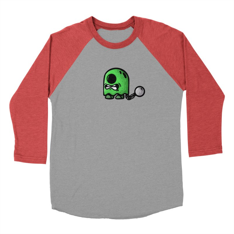 jailed ghost green Men's Longsleeve T-Shirt by manuvila