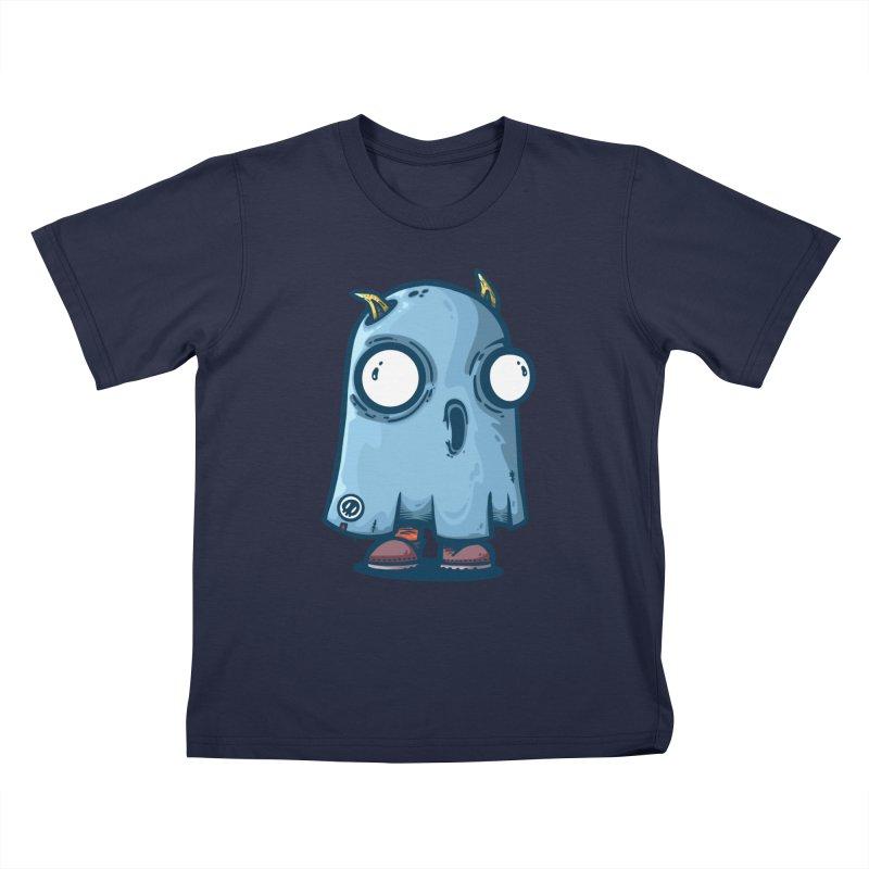 buu Kids T-Shirt by manuvila
