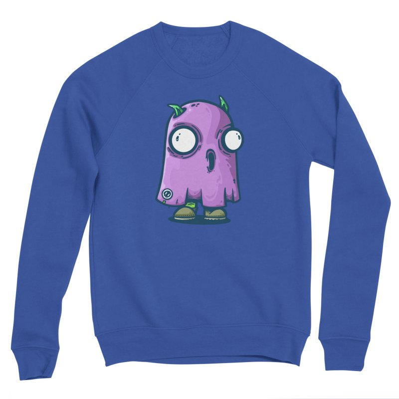ghost trying to scare Women's Sweatshirt by manuvila