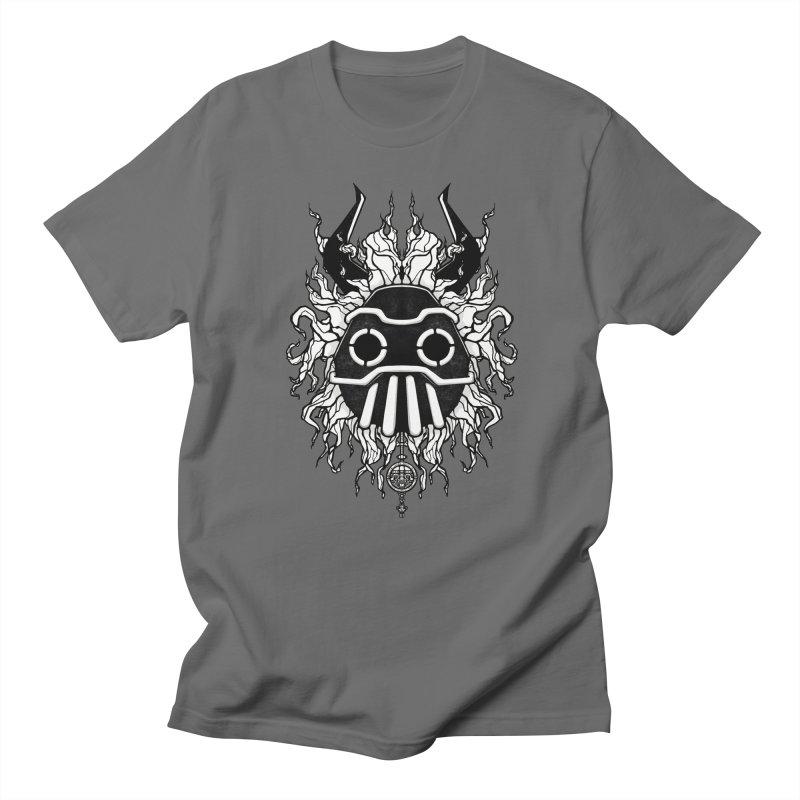 Battle mask Men's T-Shirt by manuvila
