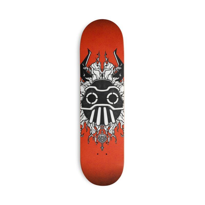 Battle mask Accessories Skateboard by manuvila