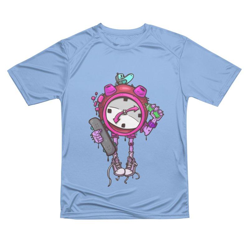 millennial alarm clock colors Men's T-Shirt by manuvila