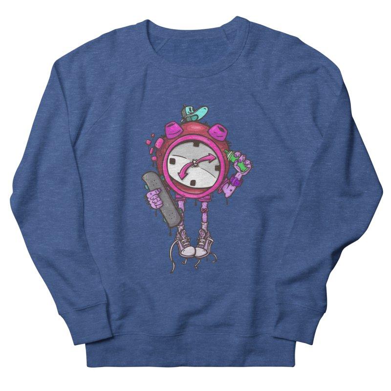 millennial alarm clock colors Men's Sweatshirt by manuvila