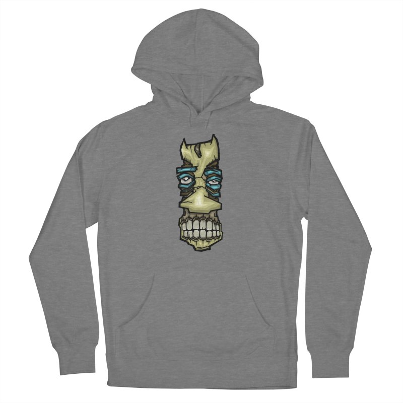 strange color face Women's Pullover Hoody by manuvila
