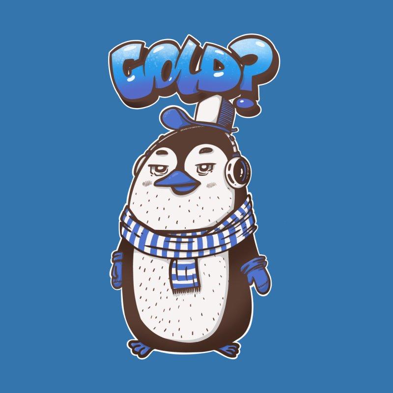 Cold? Men's T-Shirt by manuvila