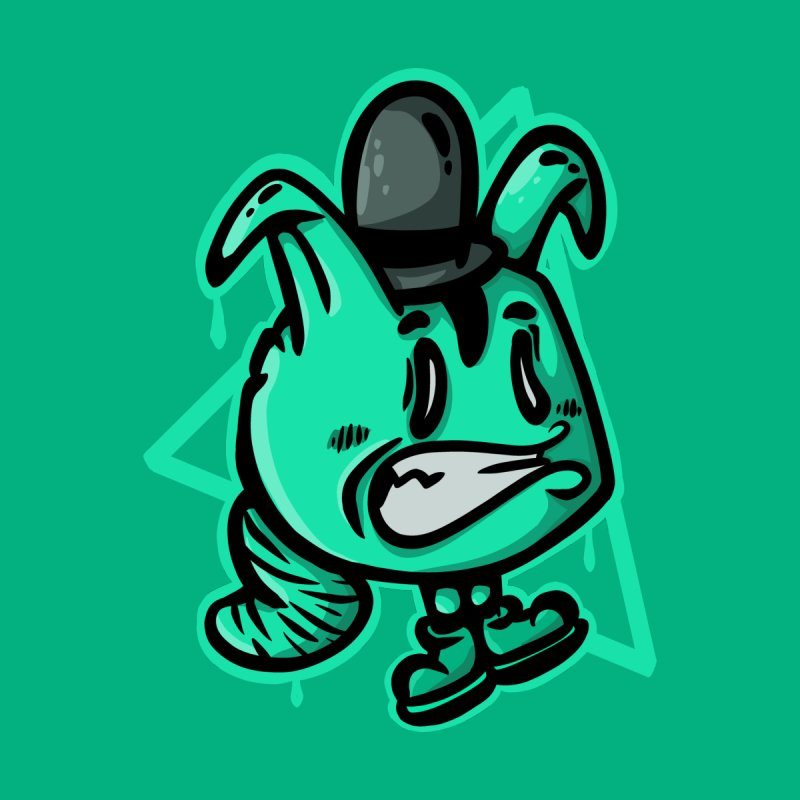 sir bug Men's T-Shirt by manuvila