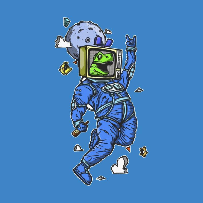 Freak spaceman Accessories Bag by manuvila