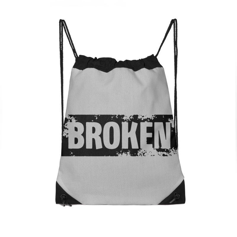 broken Accessories Bag by manuvila