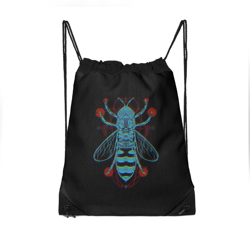 wasp Accessories Bag by manuvila