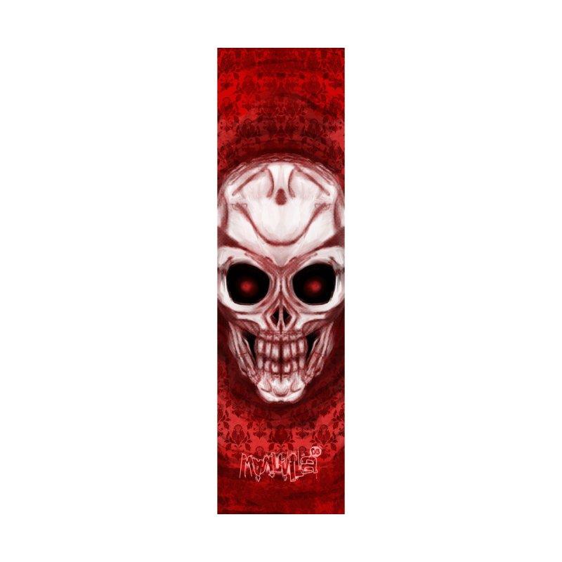 skullboard Home Blanket by manuvila