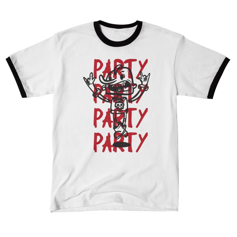 party party party party Women's T-Shirt by manuvila