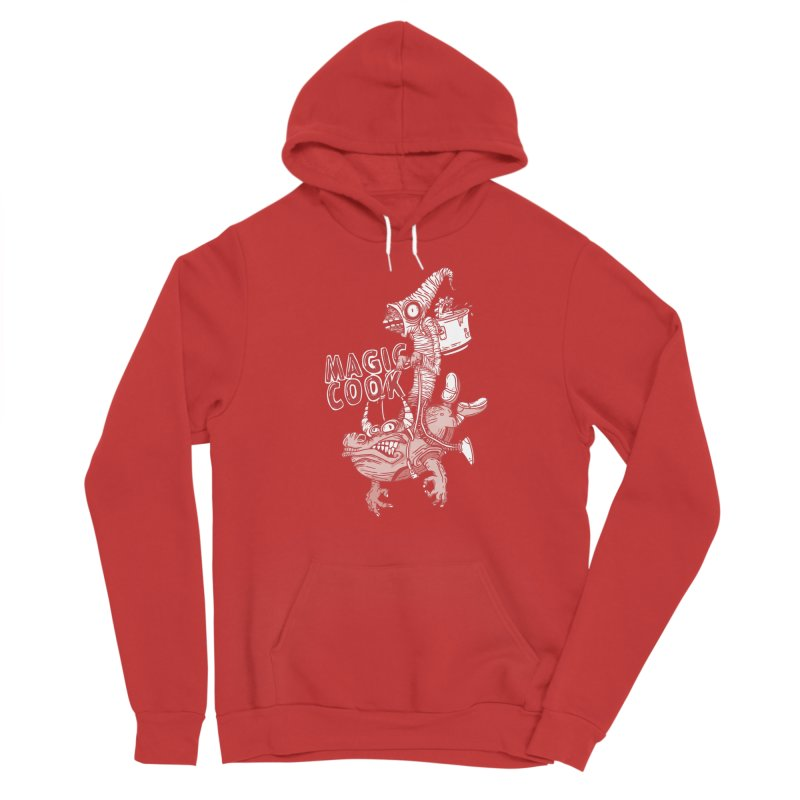 Magic cook Men's Pullover Hoody by manuvila