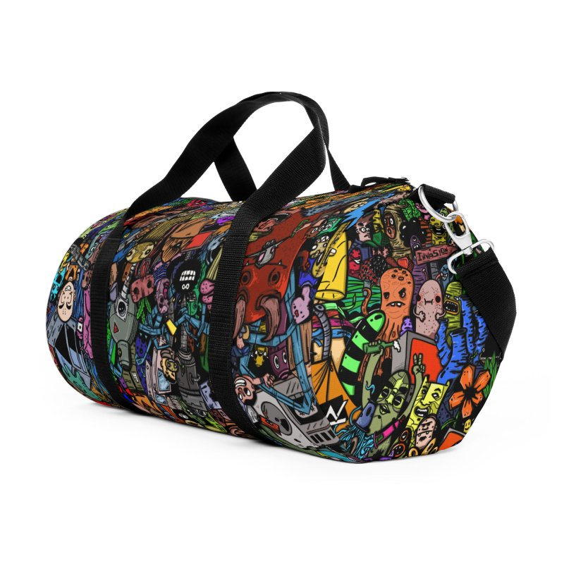 Pattern color Accessories Duffel Bag Bag by manuvila