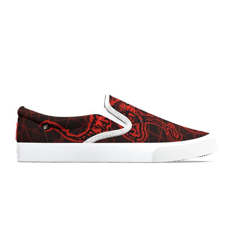 kraken Men's Shoes by manuvila