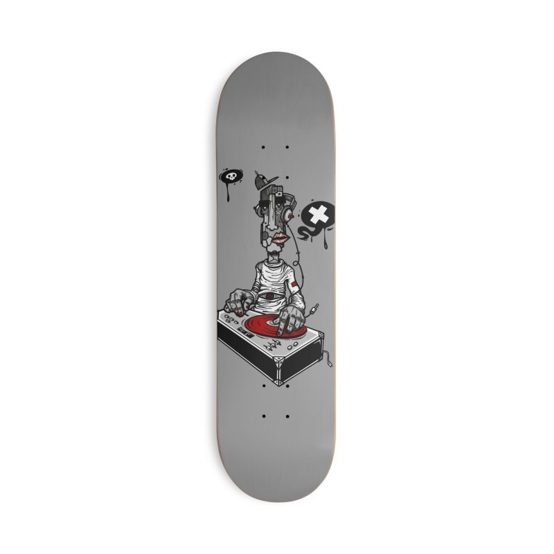 Dj Accessories Deck Only Skateboard by manuvila