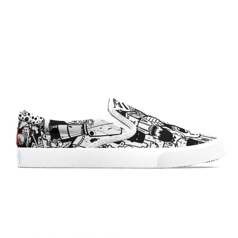 Doodle Men's Shoes by manuvila