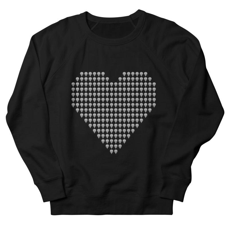 love Women's French Terry Sweatshirt by manuvila