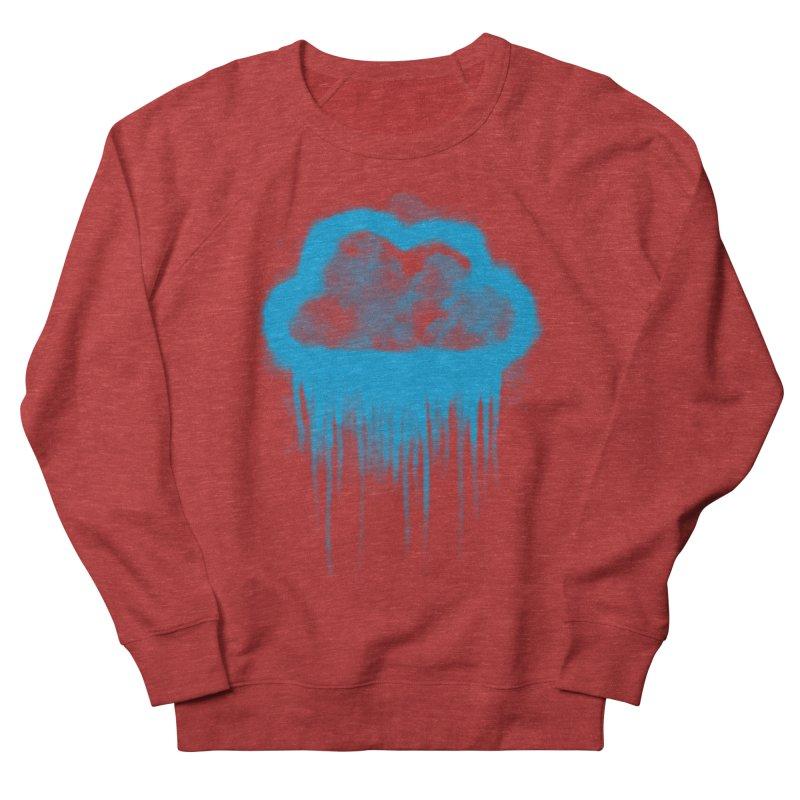 cloud Women's French Terry Sweatshirt by manuvila