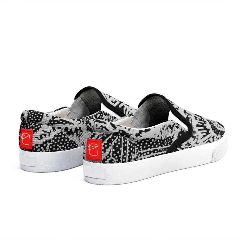 kraken punk Men's Shoes by manuvila