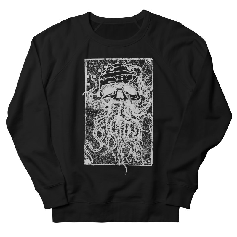 kraken punk Women's French Terry Sweatshirt by manuvila