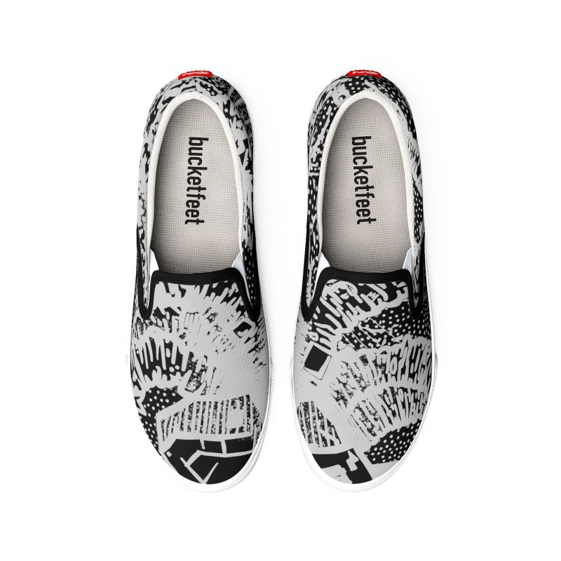 kraken punk Women's Shoes by manuvila