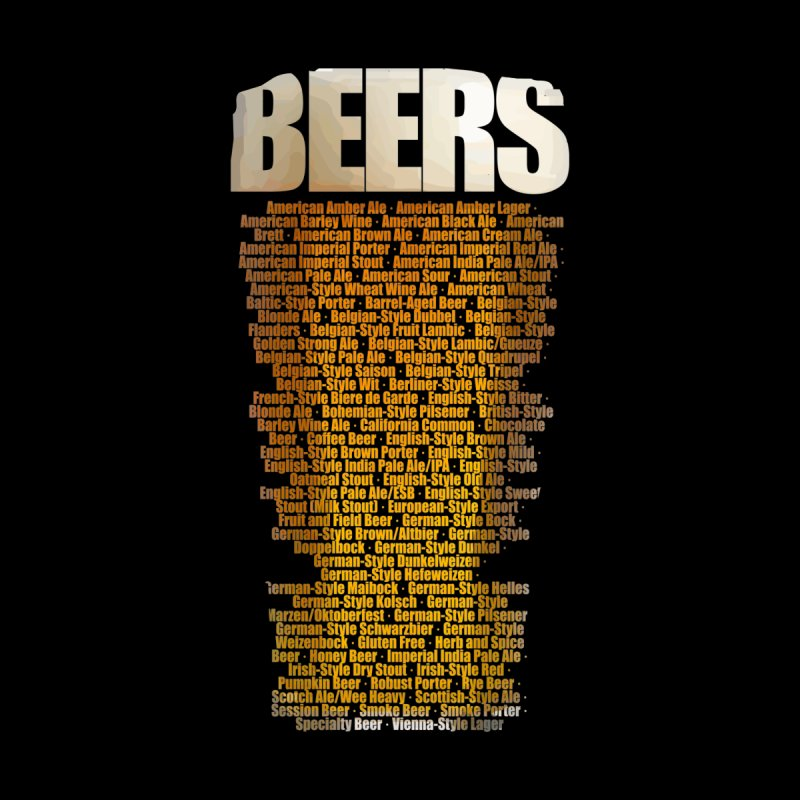 beers types by manuvila