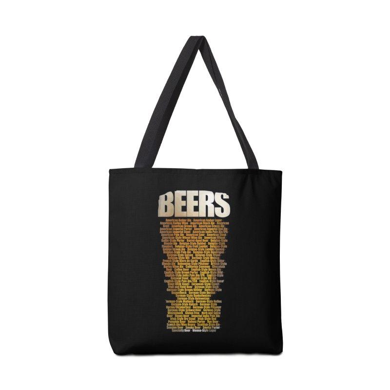 beers types Accessories Tote Bag Bag by manuvila