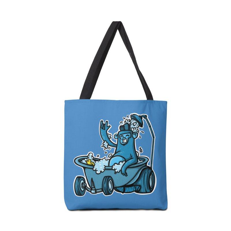 hotrod gorila Accessories Tote Bag Bag by manuvila