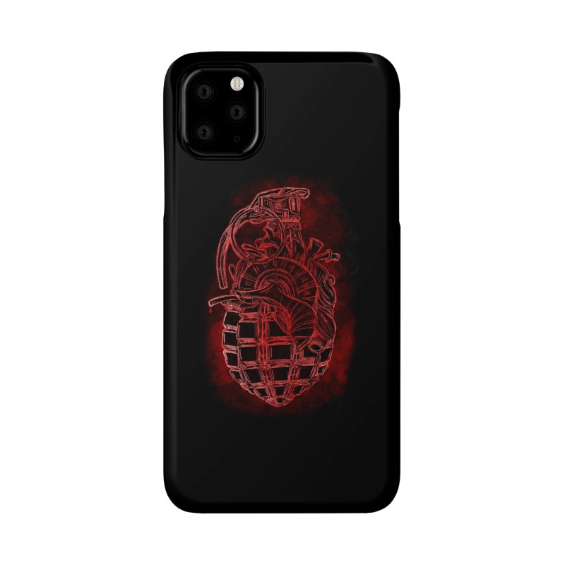 war heart Accessories Phone Case by manuvila