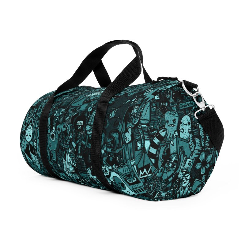 mix Accessories Duffel Bag Bag by manuvila