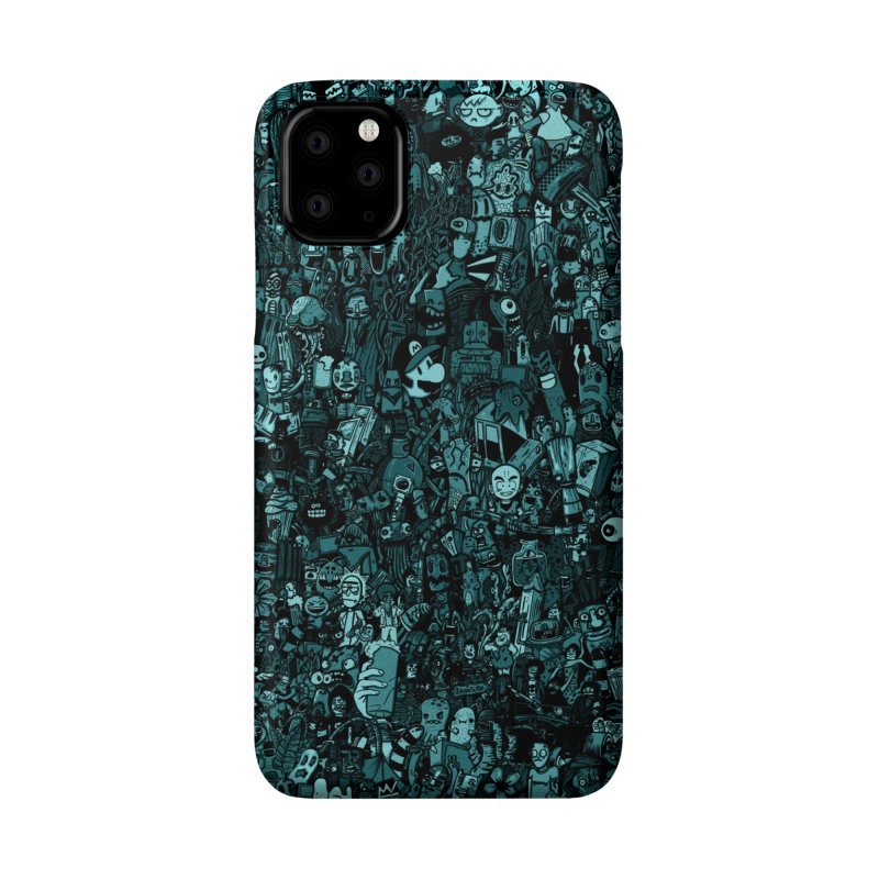 mix Accessories Phone Case by manuvila