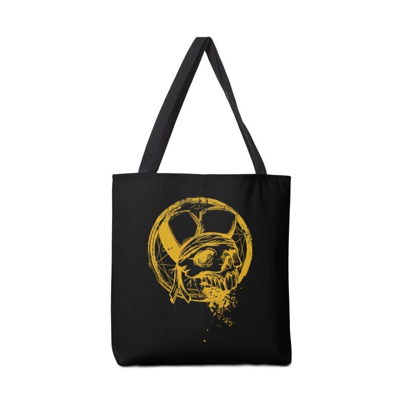 calavera pandillero Accessories Tote Bag Bag by manuvila
