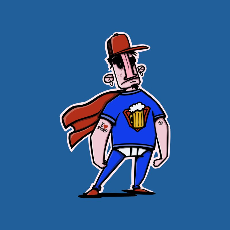 superbeer Men's T-Shirt by manuvila