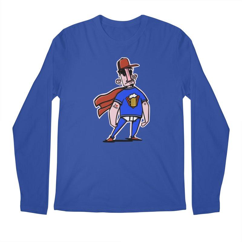 superbeer Men's Regular Longsleeve T-Shirt by manuvila