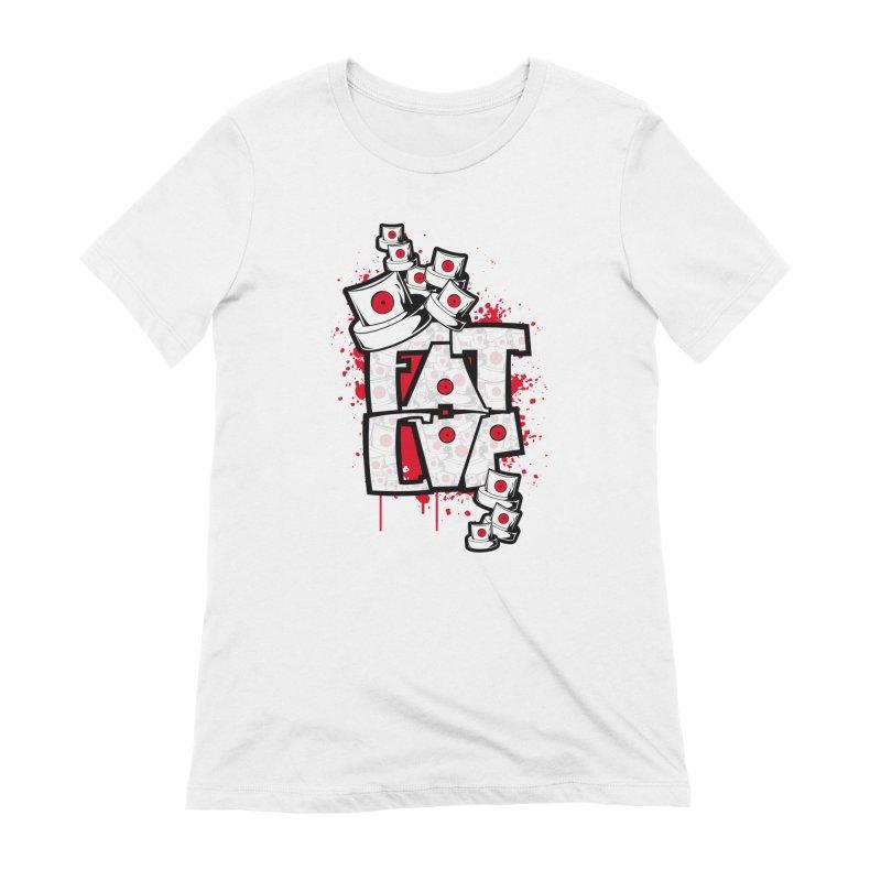 Fat cap Women's Extra Soft T-Shirt by manuvila