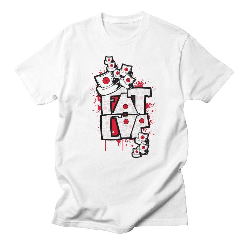 Fat cap Men's T-Shirt by manuvila