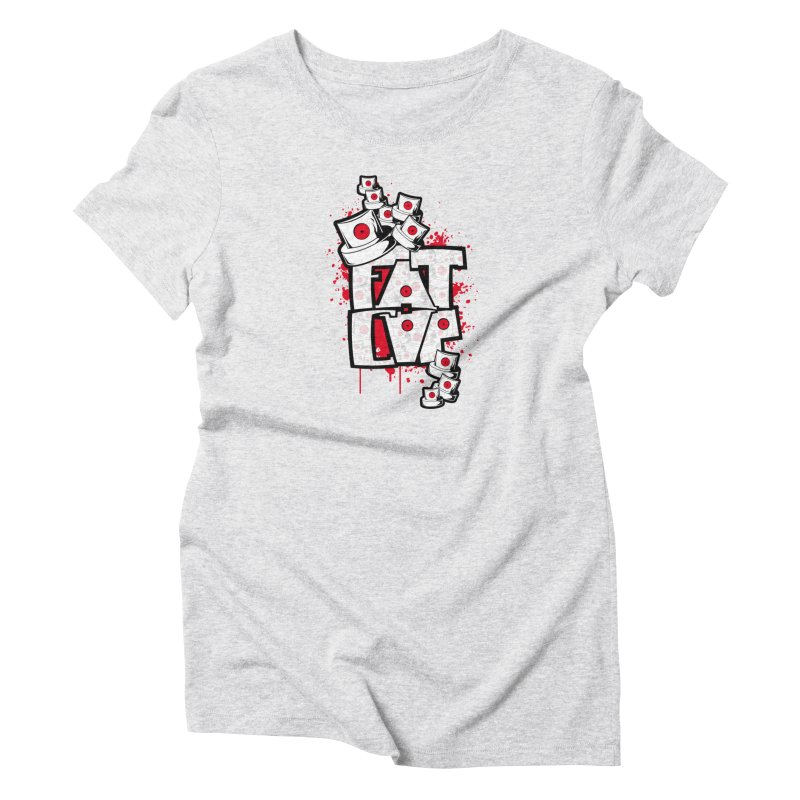Fat cap Women's T-Shirt by manuvila