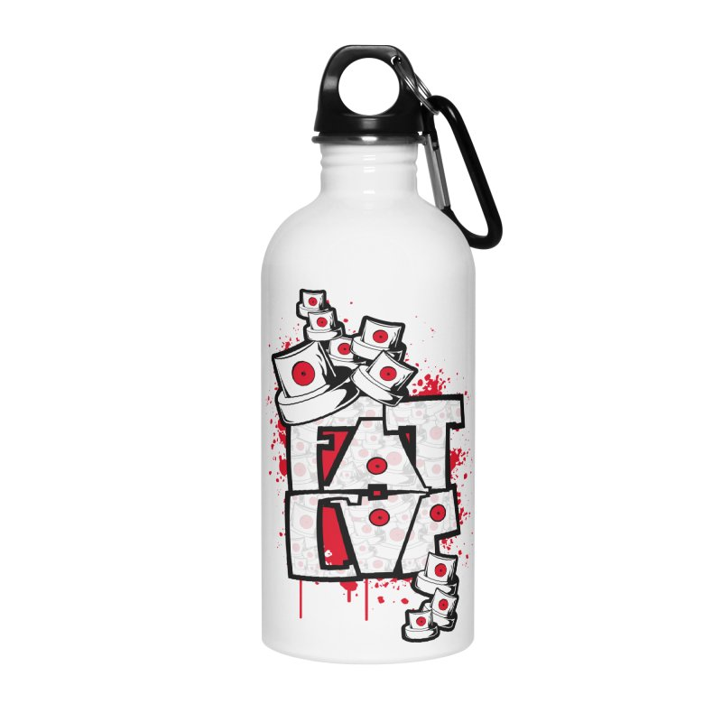Fat cap Accessories Water Bottle by manuvila