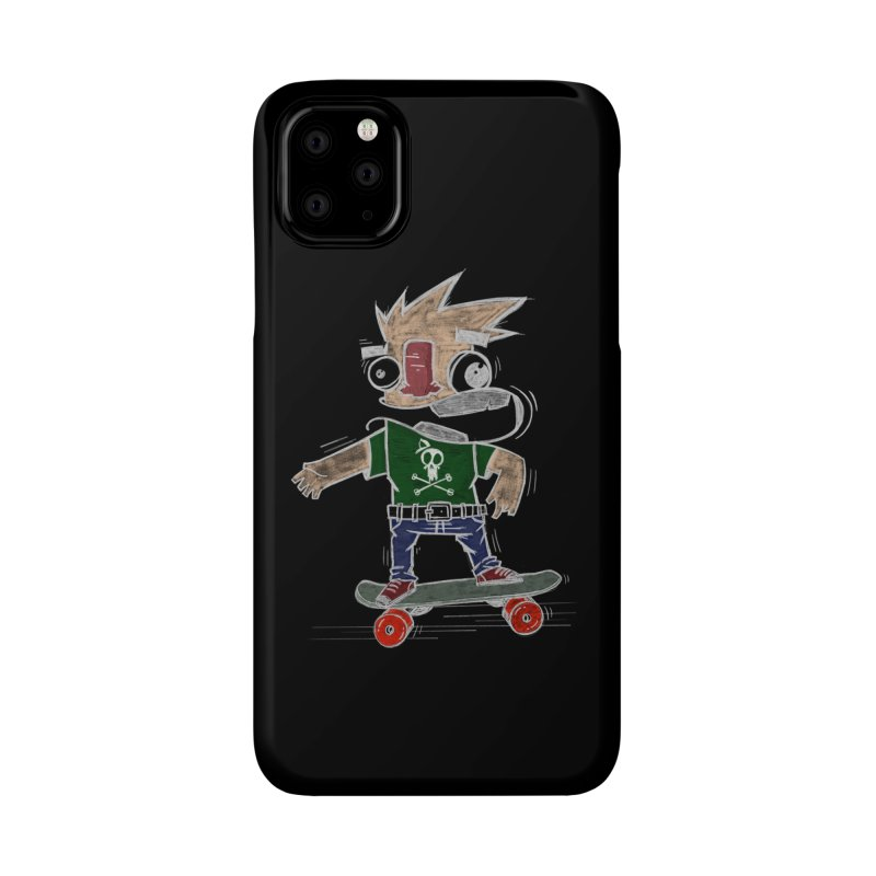 Skateman Accessories Phone Case by manuvila