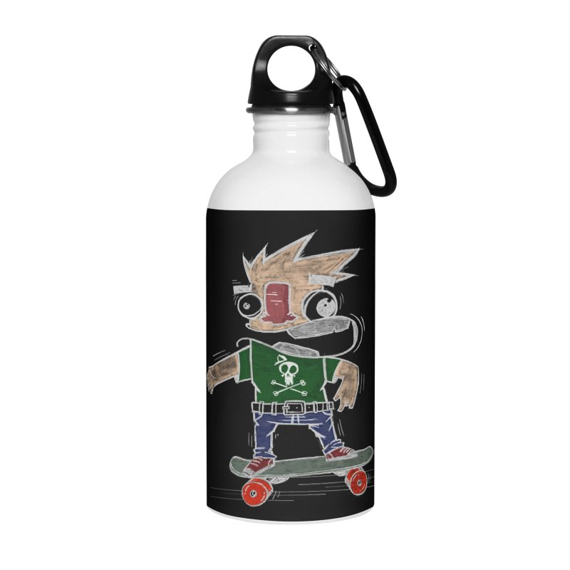 Skateman Accessories Water Bottle by manuvila