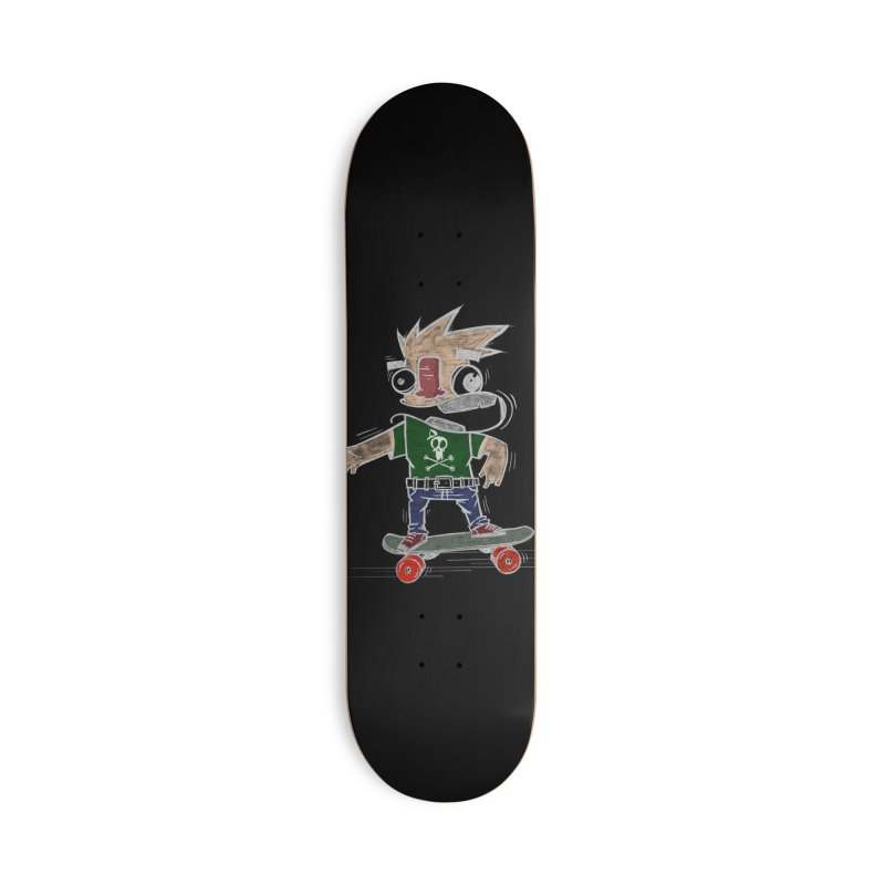 Skateman Accessories Deck Only Skateboard by manuvila