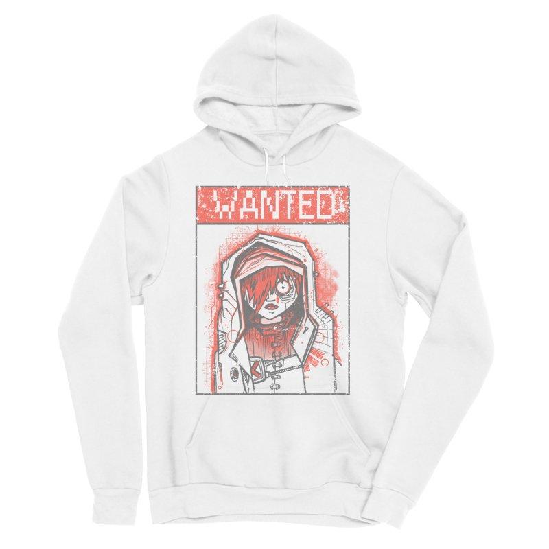 bad girl Men's Pullover Hoody by manuvila