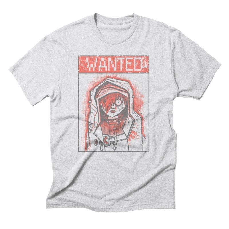 bad girl Men's T-Shirt by manuvila