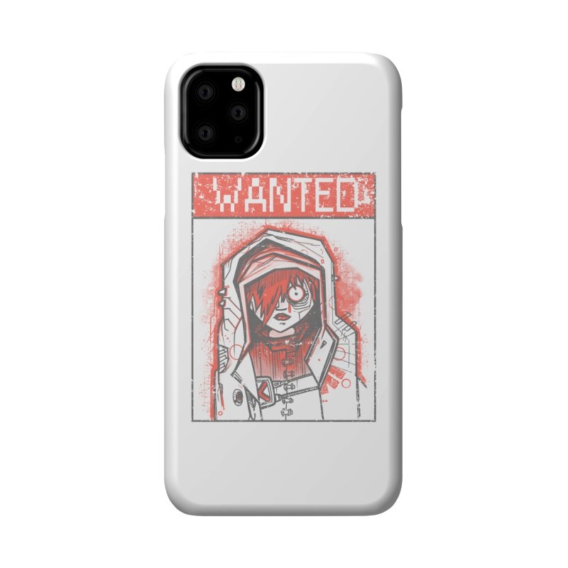 bad girl Accessories Phone Case by manuvila