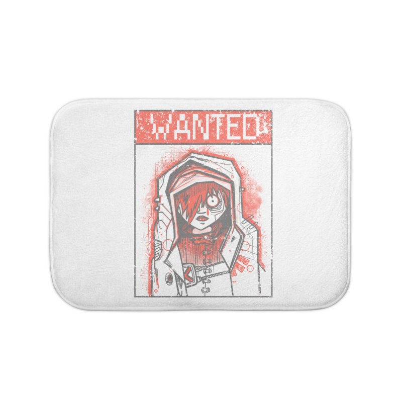 bad girl Home Bath Mat by manuvila