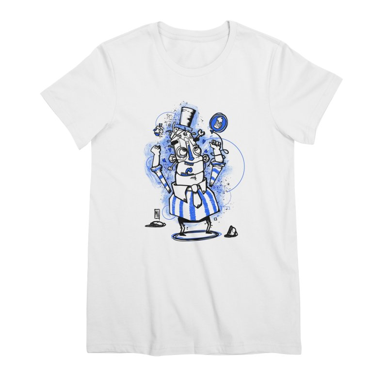 Beeer Women's Premium T-Shirt by manuvila