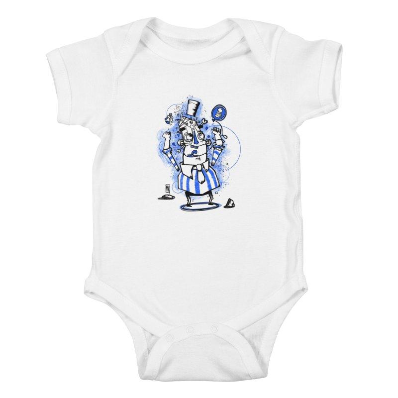 Beeer Kids Baby Bodysuit by manuvila